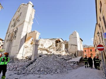 Latest Earthquake in Italy May Have Dire Consequences